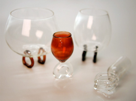 Drinking Glass Rings