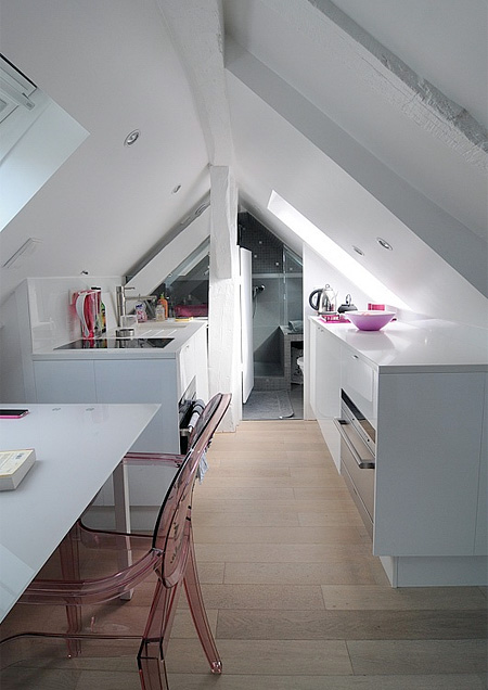 Studio Apartment in Paris
