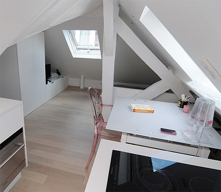 Loft Apartment in Paris