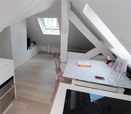 Loft Apartment in Paris