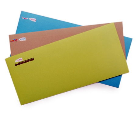 Unique Envelopes