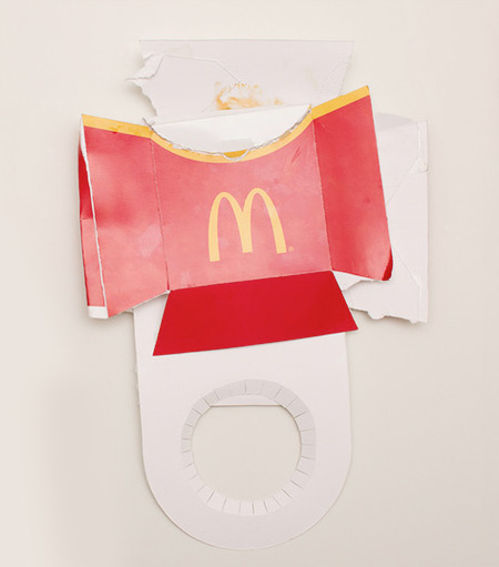 McDonalds Big Mac Packaging