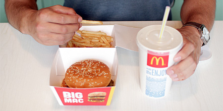Efficient McDonalds Packaging