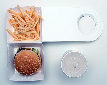Big Mac Packaging