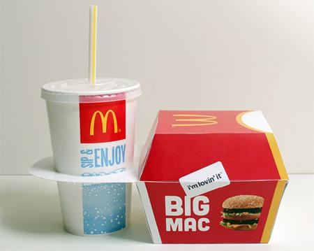 New Big Mac Meal Packaging