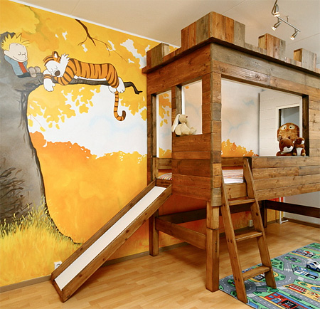 Calvin and Hobbes Nursery