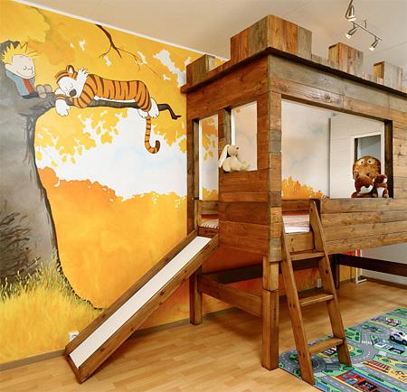 Calvin and Hobbes Nursery