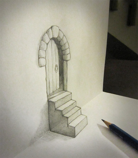3d Drawings By Alessandro Diddi