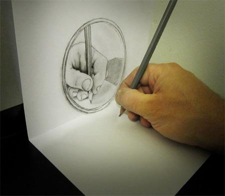 Italian artist Alessandro Diddi