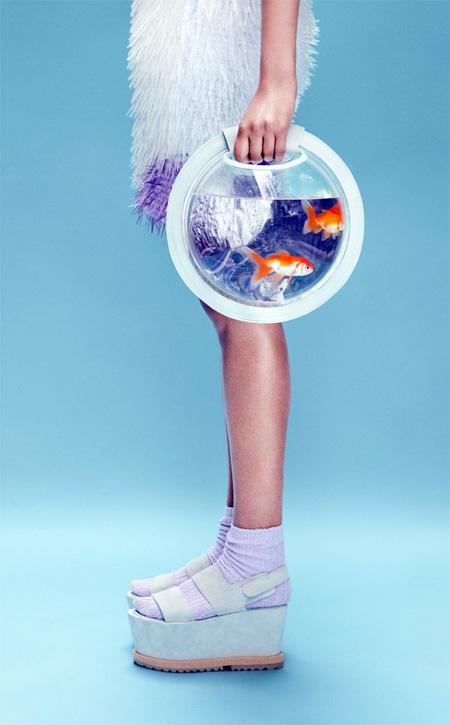 Fishbowl Handbag