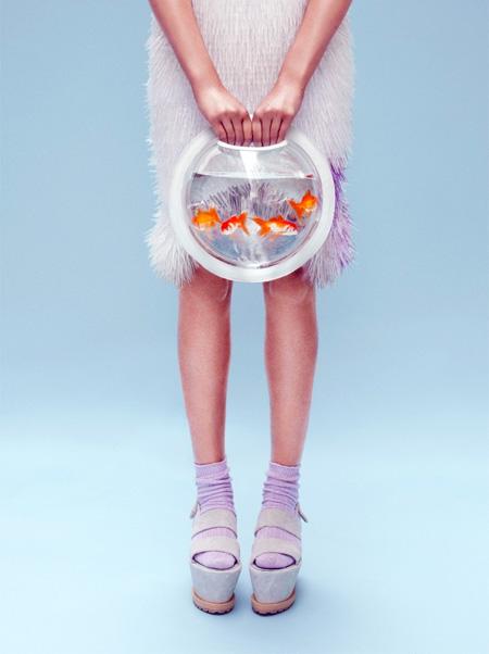 Handbag Fishbowl