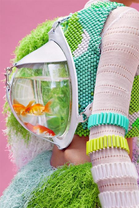 Fishbowl Backpack
