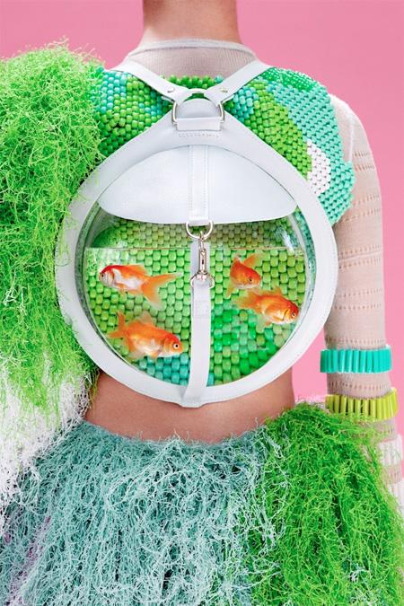 Backpack Fishbowl