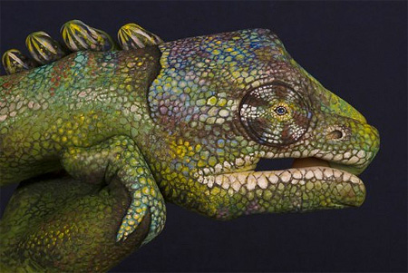 Hand Painting by Guido Daniele