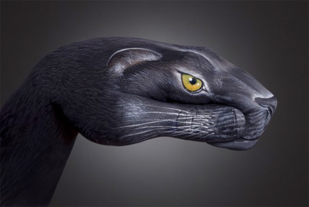 Body Paintings by Guido Daniele