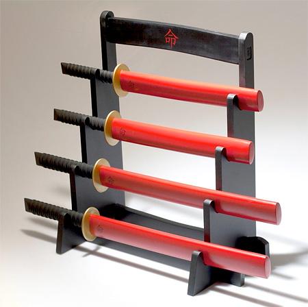 Samurai Sword Knives