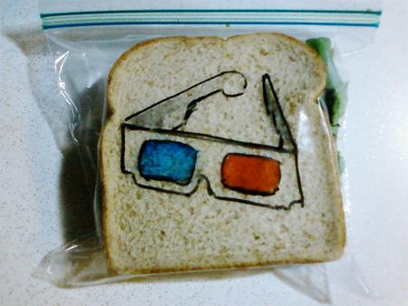 Lunch Bag Drawings