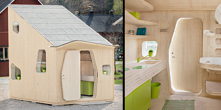 Small House for Students