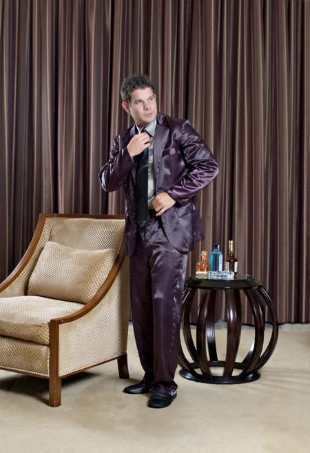 Barney Stinson Suit Pajama