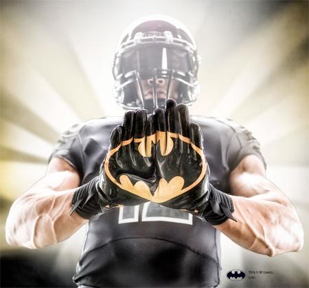 Batman Gloves