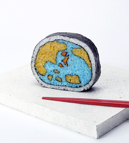 Sushi Roll Art