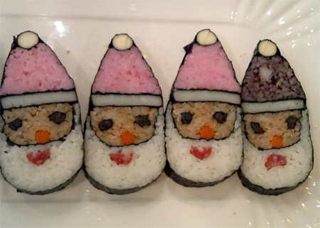 Creative Sushi Art