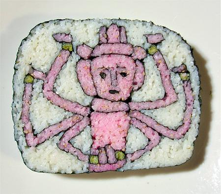 Creative Sushi Rolls