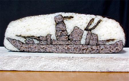 Sushi Rolls by Takayo Kiyota