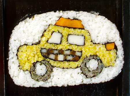 Sushi Art by Tama-chan