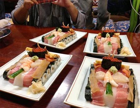 Tank Sushi