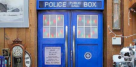 TARDIS Refrigerator