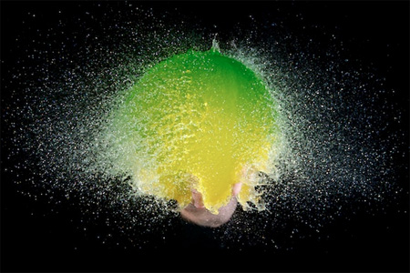 Water Balloons Photography