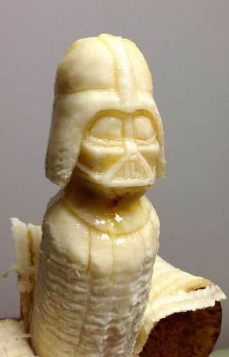 Banana Sculpture