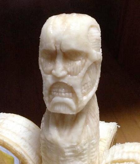 Banana Art by Keisuke Yamada