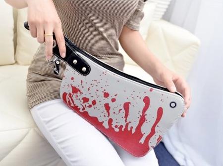 Bloody Cleaver Bag