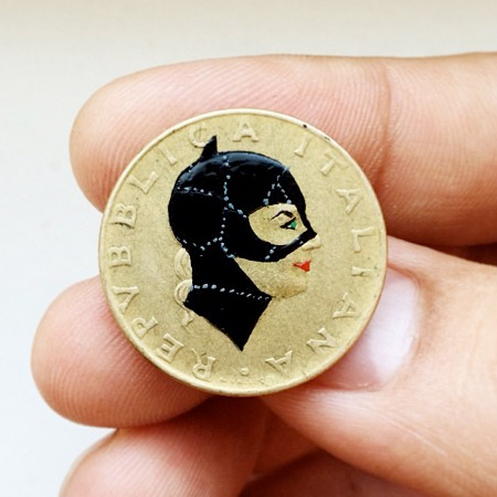Catwoman Coin