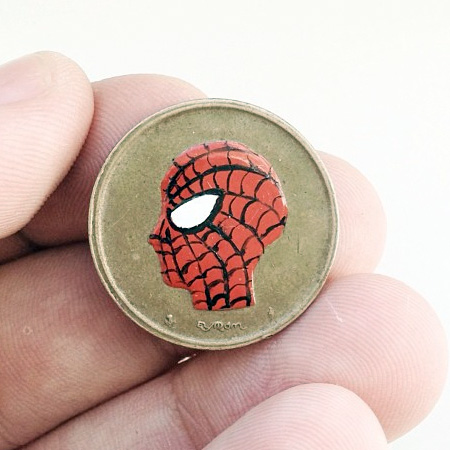 Spider-Man Coin
