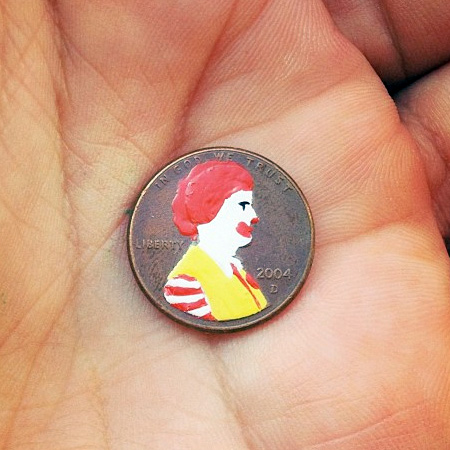 McDonalds Coin