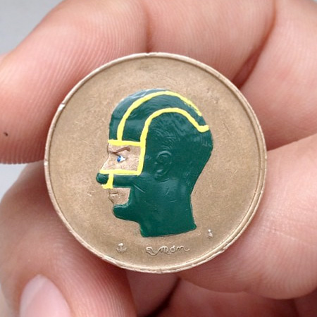 Kick-Ass Coin