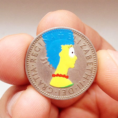 Simpsons Coin