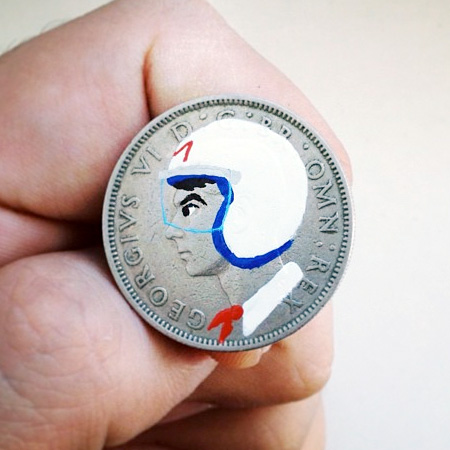 Speed Racer Coin