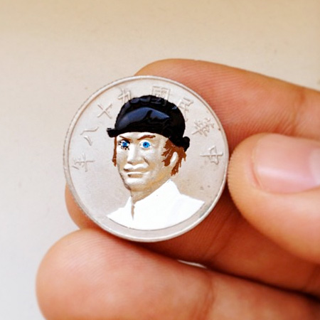 A Clockwork Orange Coin