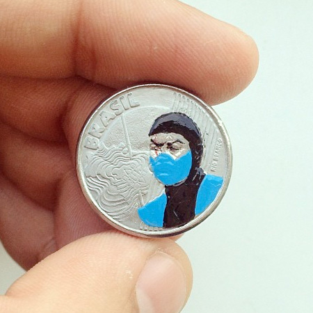 Video Game Coin