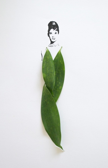 Fashion in Leaf