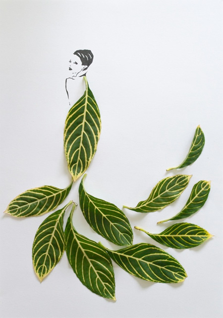 Tang Chiew Ling Leaf Art
