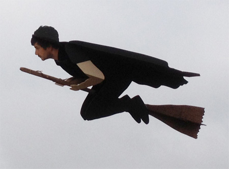 Remote Controlled Harry Potter