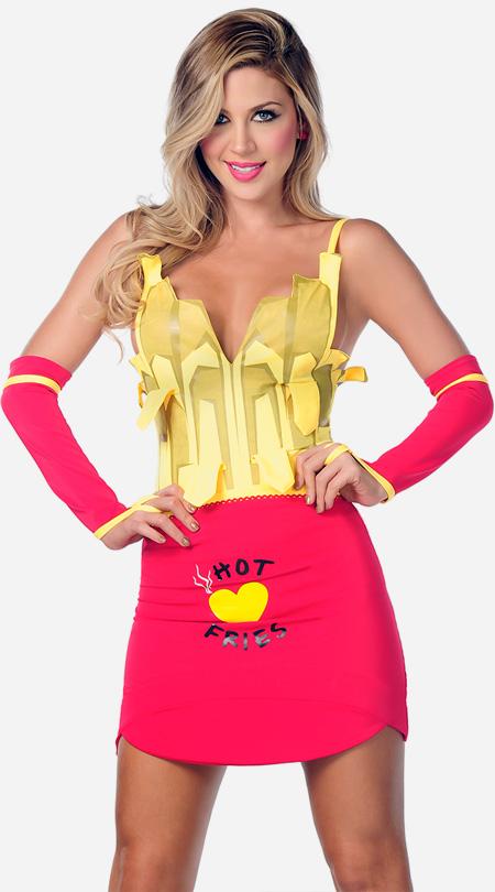 Fries Dress