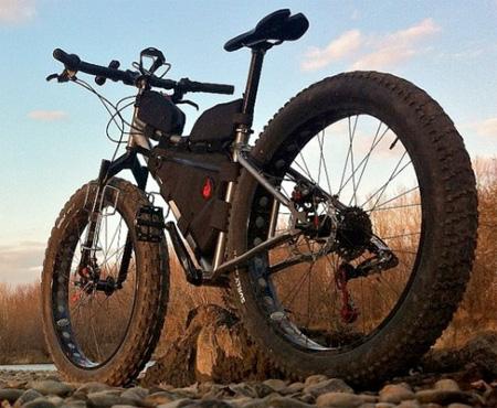 Bicycle Frame Bag