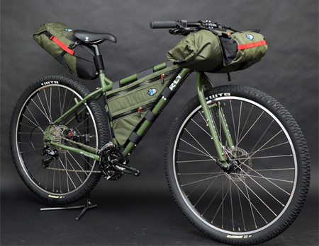 Bicycle Frame Bags