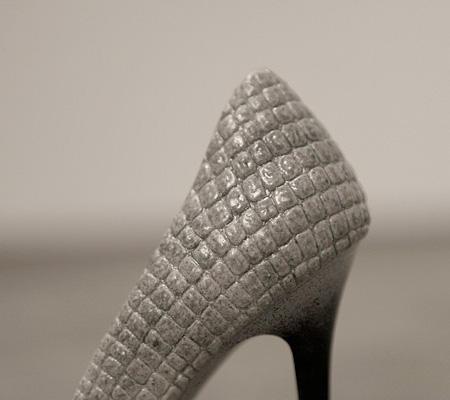 Crocodile Heels